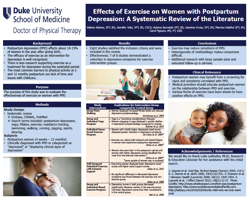 the use of exercise as treatment for clinical depression A new study has an old answer for mental health issues: physical exercise is an underutilized method to reduce depression and anxiety according to researchers who analyzed the results of numerous published studies, exercise is a magic drug for many people with depression and anxiety disorders, and it should be more.