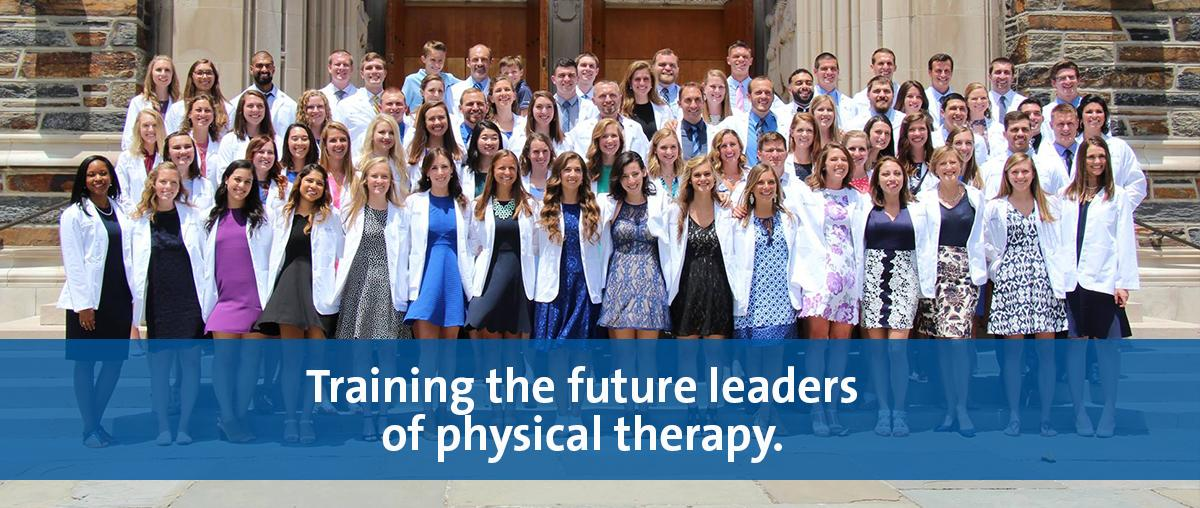 homepage duke doctor of physical therapy